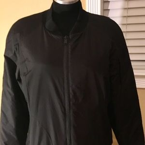 The North Face Rydell Bomber Black Jacket size XL